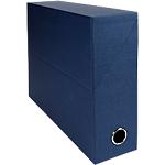Boîtes transfert Exacompta 90 mm 25,5 (H) x 34 (l) cm Bleu