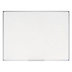 Tableau blanc magnétique Aluminium Bi Office Earth It Premium 60 (H) x 90 (l) x 1,2 (P) cm