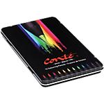 Boite de 12 crayons de couleur   Conté   Classique