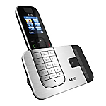 Téléphone sans fil avec répondeur   Telefunken   Aeg Voxtel D575