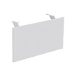 Panneau de façade Blanc 80 (L) x 33 (H) cm