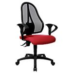 Siège ergonomique Contact permanent Topstar OPENPOINT Rouge