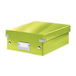Boîtes de rangement Leitz Click&Store Vert