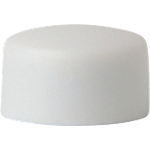 Aimants ronds Niceday 10 mm Blanc   10