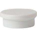 Aimants ronds Niceday 20 mm Blanc   10