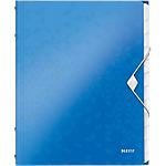 Trieur Leitz Wow 26 x 32 cm Bleu