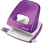 Perforateur 2 trous Leitz Wow  Violet métallisé