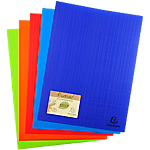 Protège documents soudé Exacompta Forever PP Polypro recyclé 30 pochettes A4 Assortiment