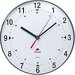 Horloge murale magnétique Alba 25cm Noir