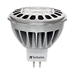 Ampoule LED réflecteur Verbatim MR 16 GU5.3 5 W A