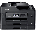 Imprimante multifonctions 4 en 1 Jet d'encre Brother MFC J6930DW