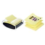 Dévidoir pour Z Notes Post it Pro Super Sticky 76 (H)  x  76 (l) mm 90 70 g