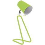 Lampe fluorescente de bureau E14 Alba Fluokid Vert