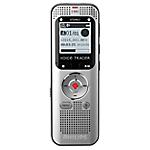 Enregistreur numérique Philips Voice TracerDVT2000 WAV, MP3 Gris
