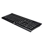Clavier Sans fil HP K2500 Noir