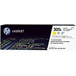 Toner HP D'origine 305L Jaune CE412L