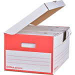 10 conteneurs pour boîtes archives