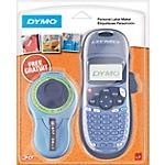 Pack Etiqueteuses DYMO Letratag 100H + Dymo Junior Gratuit