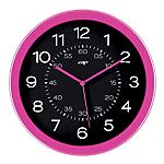 Horloge murale CEP 30 (D) x 30 (l) cm Rose