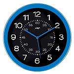 Horloge murale CEP 30 (D) x 30 (l) cm Bleu