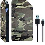 Batterie de secours portable iPaint Camo Vert
