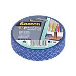 Ruban adhésif Scotch 15mm (l) x 10m (L) Expressions Magic
