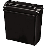 Destructeur de documents Fellowes Powershred P 25S Coupe droite 5 Feuilles
