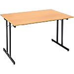 Table pliante Sodematub 160 x 80 x 74 cm Hêtre