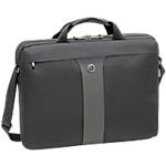 Sacoche pour ordinateur portable Nylon Wenger Legacy Noir, gris