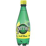 Eau minérale Perrier Lemon 50 cl   24 bouteilles