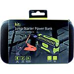 Batterie de secours OMENEX Car Jump Starter Kit Noir, jaune