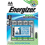 Pile Energizer Eco Advanced LR6 AA 4