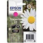 Cartouche jet d'encre Epson D'origine 18 Magenta C13T18034012