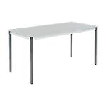 Table de réunion modulaire Sodematub Domino 140 x 70 x 74 cm Gris clair