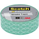Adhésif décoratif Scotch 15mm (l) x 10m (L) Expression