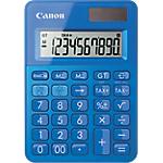 Calculatrice de bureau Canon LS 100K 10 Chiffres  Bleu