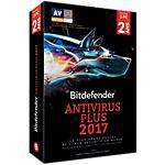 Logiciel antivirus Bitdefender Plus 2 ans