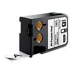 Ruban d'étiquettes industrielles DYMO XTL 24mm (L) x 5,5m (l) Noir, blanc   1