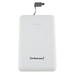 Chargeur portable Intenso Slim S10000 10000 mAh Blanc