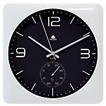 Horloge murale Alba 30 (D) x 30 (l) cm Noir