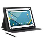Etui tablette + Stylet MOBILIS C1 Universal Gris