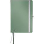 Cahier quadrillé millimétré Leitz A5 Style 160 Pages Vert