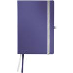 Cahier quadrillé millimétré Leitz A5 Style 160 Pages Papier Bleu
