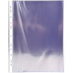 Pochettes perforées Exacompta A4 Cristal   10