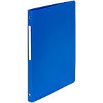 Classeur 4 anneaux Exacompta Opaque 20 mm A4 Bleu