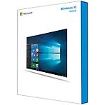 Système d'exploitation Microsoft Windows 10 Famille 64 Bits