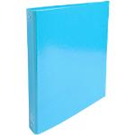 Classeur 4 anneaux Exacompta Iderama 40 mm A4 Bleu