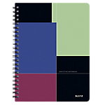 Cahier double spirale Leitz A4 Executive 160 Pages 90 g