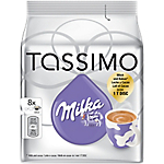 Capsules chocolat Tassimo Milka   8