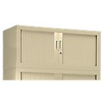Rehausse armoire monobloc Acier Porte rideaux 44 (H) x 100 (l) x 43 (P) cm Pierre Henry 1015